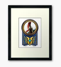 Olaf Mastery Level 7 Framed Print