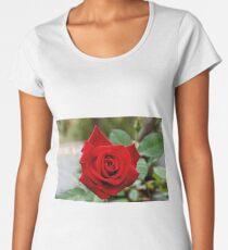 Red Rose 3 - Florida Women's Premium T-Shirt
