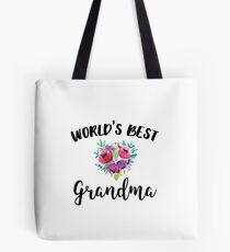 Best Grandma  Tote Bag