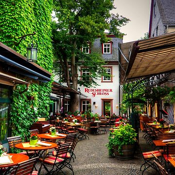Rüdesheim Lane by tomg