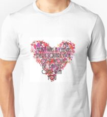 Every Square Inch Unisex T-Shirt