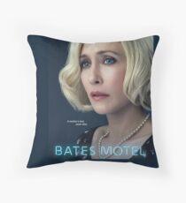 Bates Motel - Norma Bates Throw Pillow
