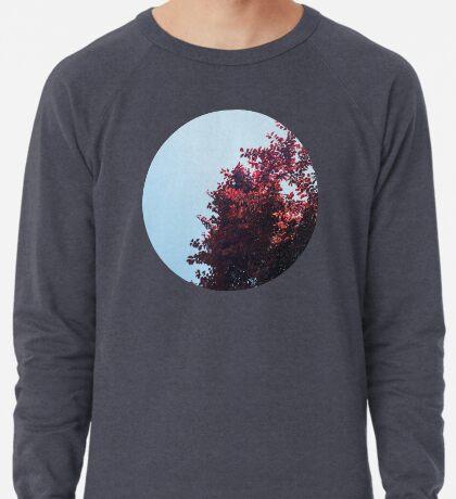 Lieber roter Baum Leichter Pullover