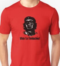 Viva La Evolución! Unisex T-Shirt