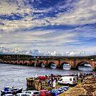 Berwick Old Bridge by Tom Gomez