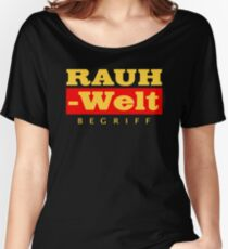 RWB GOLD Women's Relaxed Fit T-Shirt