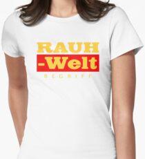 RWB GOLD Womens Fitted T-Shirt