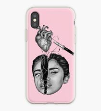 Vinilo o funda para iPhone destacada Lauren