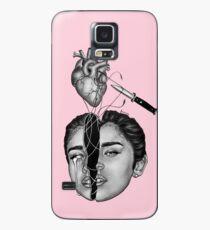 Funda/vinilo para Samsung Galaxy destacada Lauren