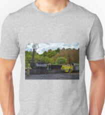 Steam Elephant at Beamish Unisex T-Shirt