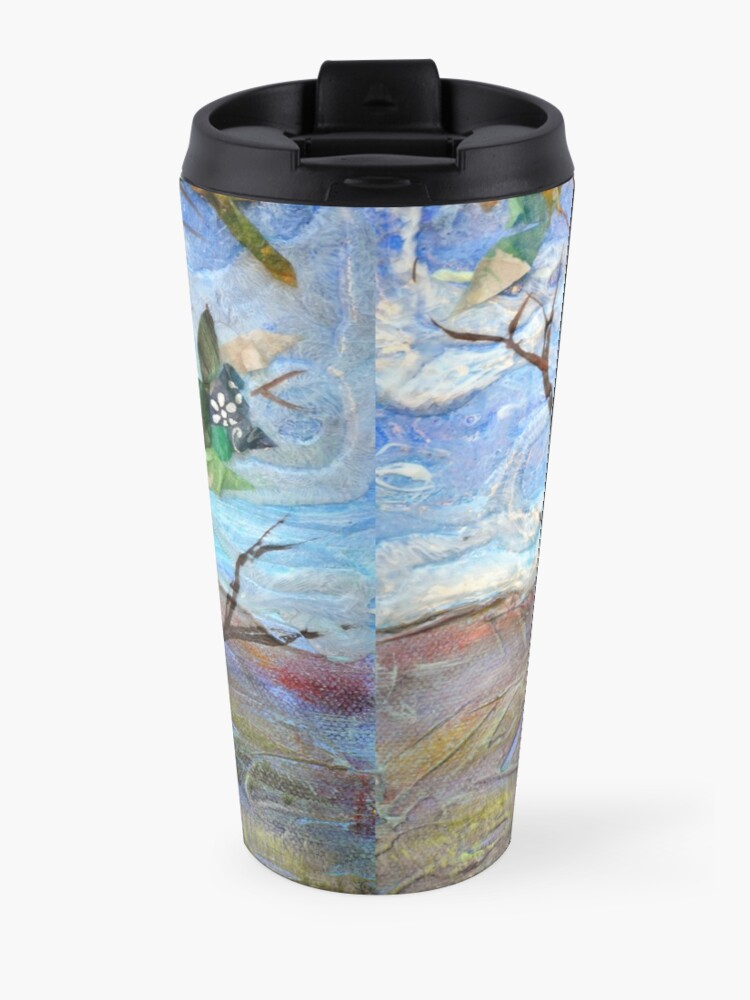 Alternate view of Clarity Travel Mug