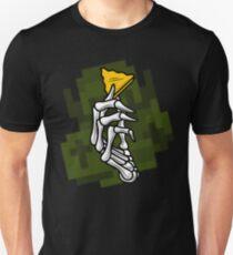 HYRULE VALUES TRIFORCE PART Unisex T-Shirt