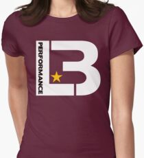 LB WORK PERFROMANCE Womens Fitted T-Shirt