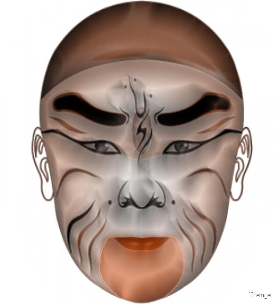 Chinise Avatar 3 by Thanya