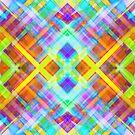 Colorful digital art splashing G71 by MEDUSA GraphicART