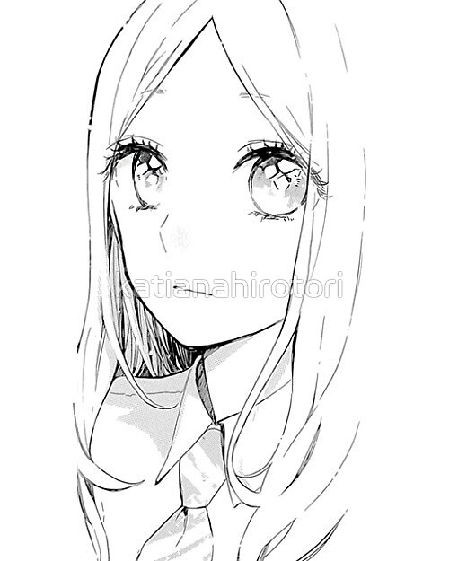 Anime Girl by katianahirotori
