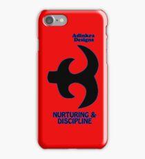 15b-iphone4-Adinkra-Series-Discipline iPhone Case/Skin