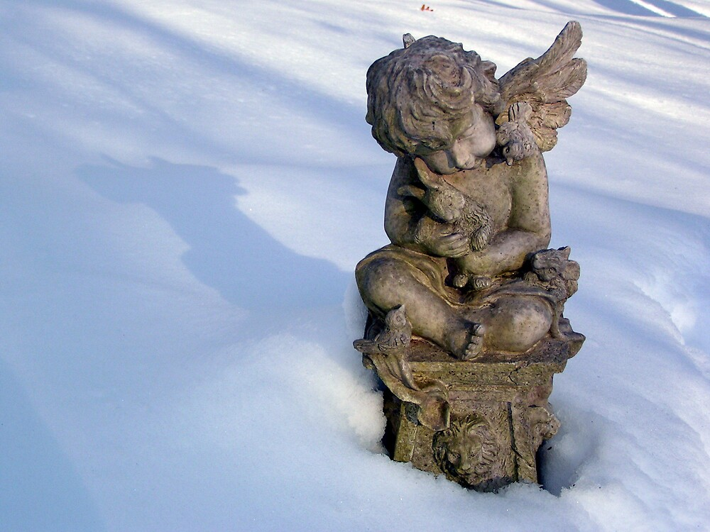Angel In The Snow by Brion Marcum