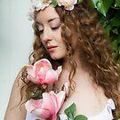 EllaRose, the Pre-Raphaelite look. by Jeff  Wilson
