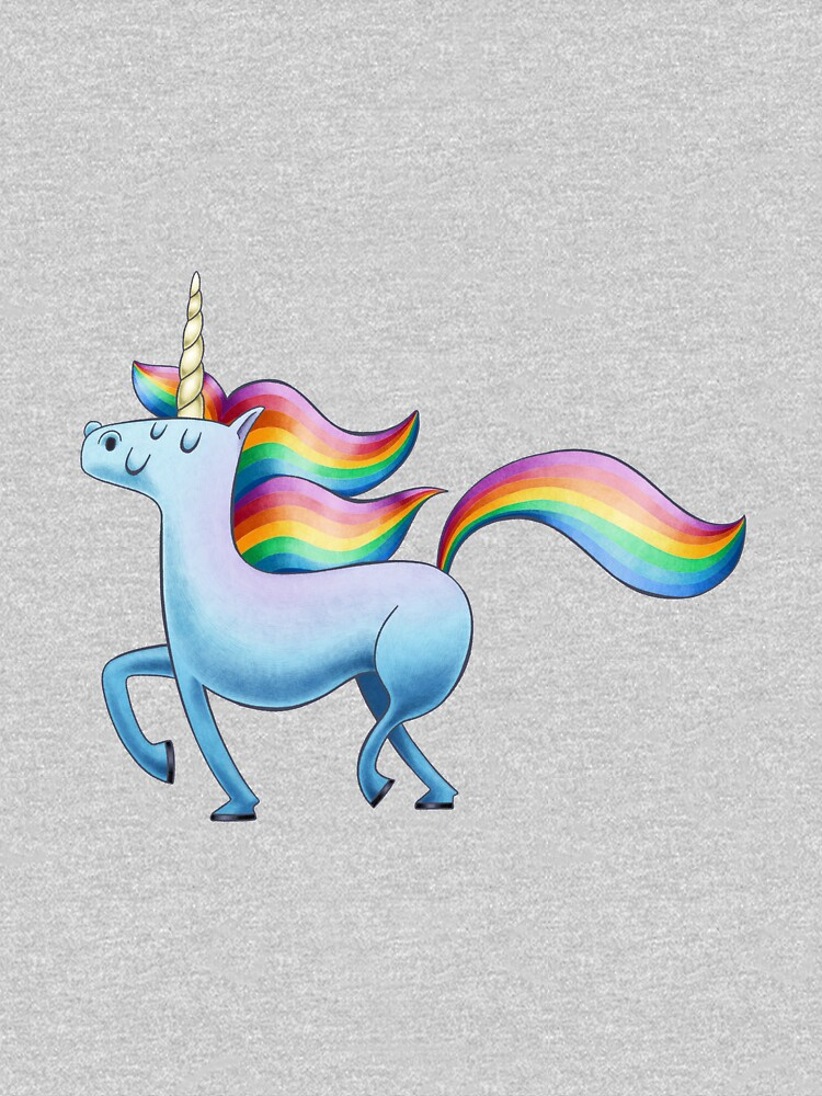 Happy Unicorn by skrich