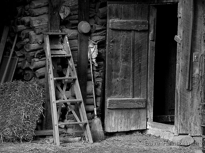 ALL THINGS OLD by Dave  Heintzelman