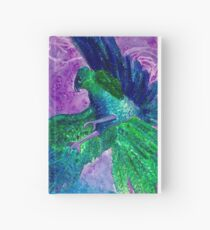 Water Falcon Hardcover Journal