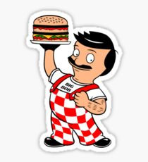 Bobs Burgers Big Bob Sticker