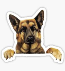 GERMAN SHEPERD Sticker