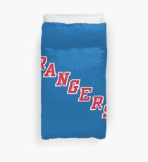 New York Rangers  Duvet Cover