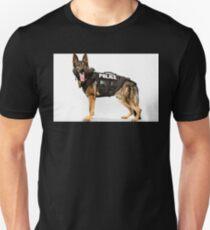 POLICE DOG Unisex T-Shirt