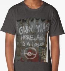 Gary Was Here Long T-Shirt