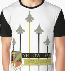 YELLOW TEAM (Ace Combat 4: Shattered Skies) Graphic T-Shirt