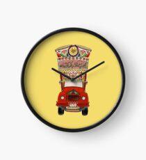 Pakistani Truck Clock