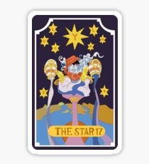 Star Platinum  Sticker