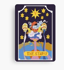 Star Platinum  Canvas Print