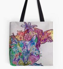 Hidden Cats Tote Bag