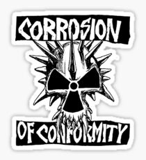 Corrosion of Conformity - Punk Sticker