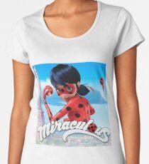 Miraculous Ladybug Women's Premium T-Shirt