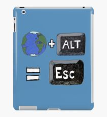 Alt World iPad Case/Skin