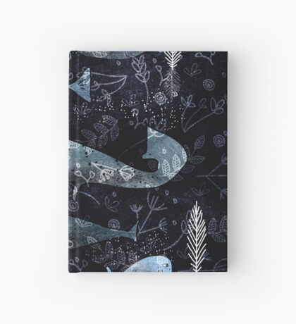 Night at the Sea  Hardcover Journal