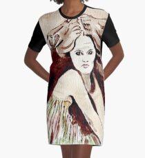 Muse Graphic T-Shirt Dress