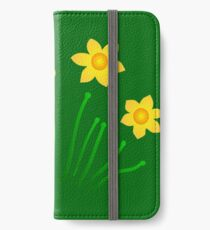Daffodils!!! iPhone Wallet/Case/Skin