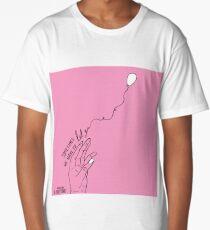 Let Go Long T-Shirt