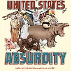 The United States of Absurdity - Cover by James Fosdike