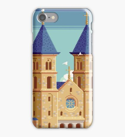 Cathedral of the Plains iPhone Case/Skin