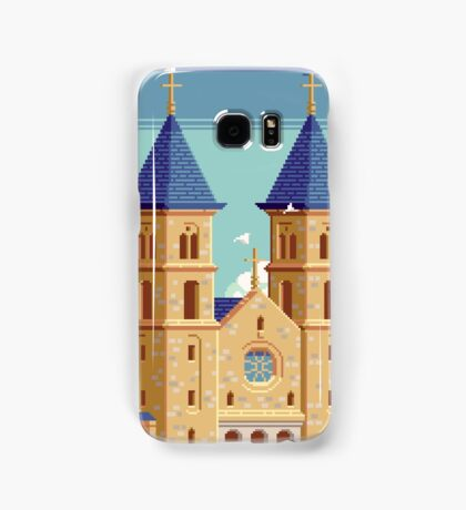 Cathedral of the Plains Samsung Galaxy Case/Skin