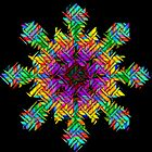 abstract pattern by MaeBelle