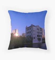 east coast fisheries Throw Pillow
