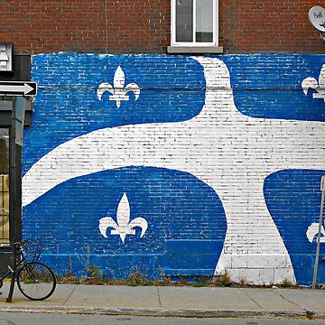 Vive le Quebec!  by ethna