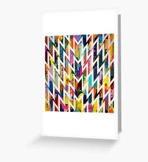 Full Spectrum Explosion Greeting Card
